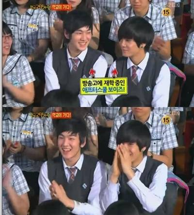 [NEWS] Se revela los 2 miembros mas para after school boys Afterschoolboys
